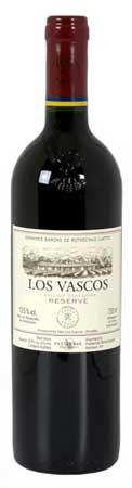 Barons de Rothschild (Lafite) Los Vascos Reserve 2006