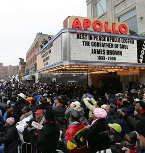 James Brown Apollo