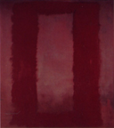 Mark Rothko's Red on Maroon