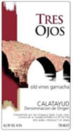 Tres Ojos Old Vines Garnacha