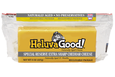 Heluva Good! Special Reserve Extra Sharp Cheddar Cheese