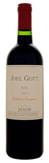 Joel Gott Cabernet Sauvignon 815 2008
