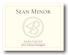 Sean Minor Four Bears Cabernet Sauvignon 2007