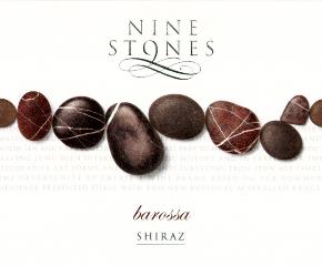 Nine Stones Barossa Shiraz 2008