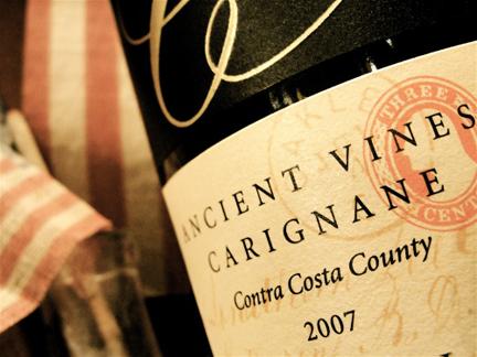 Cline Ancient Vines Carignane 2007