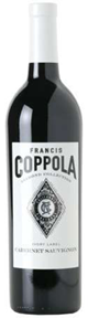 Francis Coppola Diamond Collection Ivory Label Cabernet Sauvignon 2009
