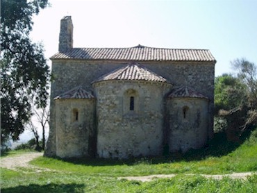 The Old Chapel of Saint Cosme