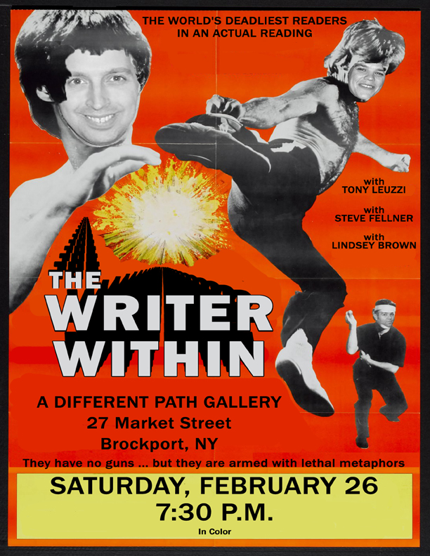 The Writer Within poster