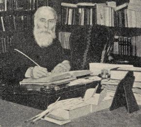 Reverend Walter W. Skeat