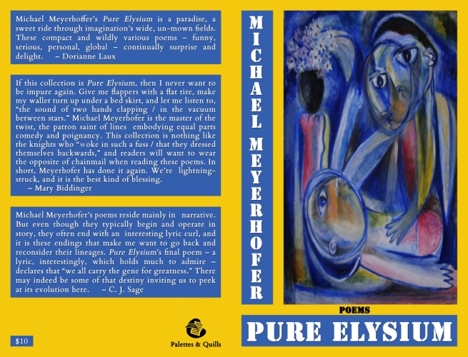 Pure Elysium full cover
