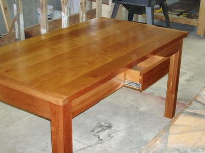 Spanish Cedar Desk