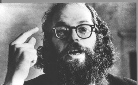 allen ginsberg thesis Of all the major poets writing outside of academia in the 1950s, allen  the  poetry of allen ginsberg 299  paul portugés, in his essay on ginsberg and cé.