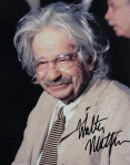 Walter Matthau as Einstein