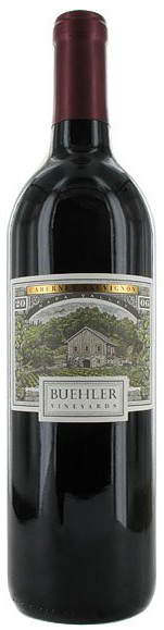 Buehler Vineyards Cabernet Sauvignon 2009