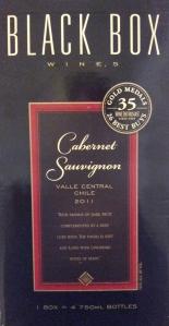 Black Box Cabernet Sauvignon 2011