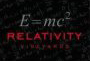 E=MC^2 Quantum Reserve Relativity Vineyards 2007 label