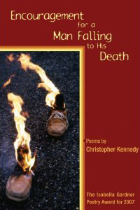 Christopher Kennedy's – Encouragement for a Man Falling to His Death