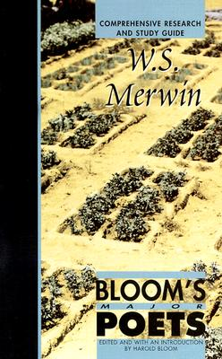 Harold Bloom's – W.S. Merwin