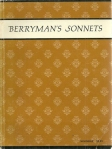 John Berryman – Sonnets to Chris