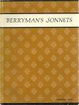 John Berryman – Sonnets to Chris
