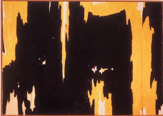 Clyfford Still – 1957-D No.1