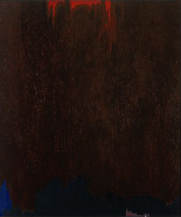 Clyfford Still – M-No.2 (PH 776)